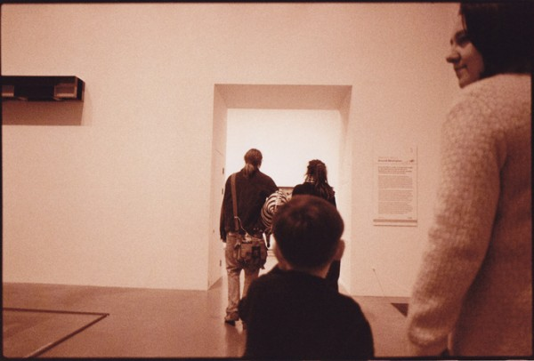 at the Tate Modern, 2007